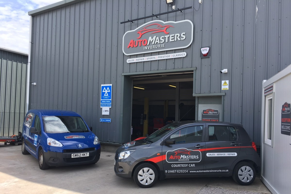 AutoMasters Front View 1