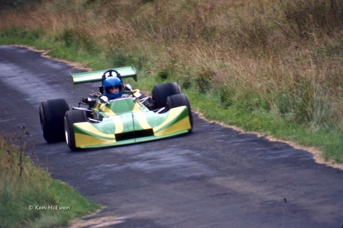 Neil's Single Seater Race Car