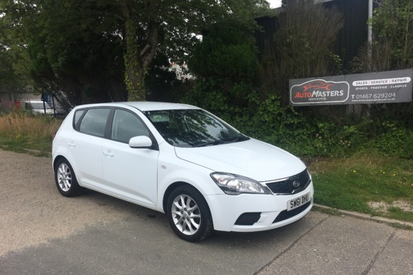 2011 Kia CEED VR-7 CRDI / 5 Door / Only 2 Owners